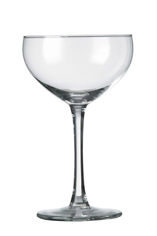 Champagnetoren Glazen Champagnecoupes
